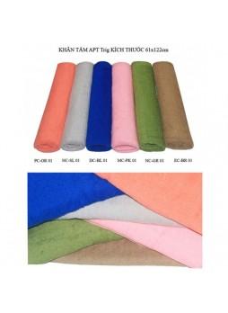 Khăn tắm APT Trig cỡ nhỏ (61 x 122cm) - 6 màu
